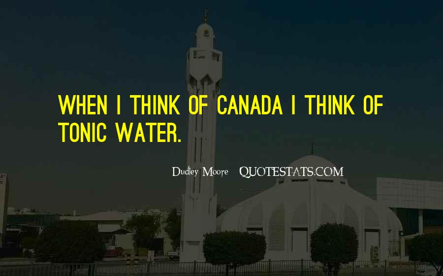 Tonic Water Quotes #839229
