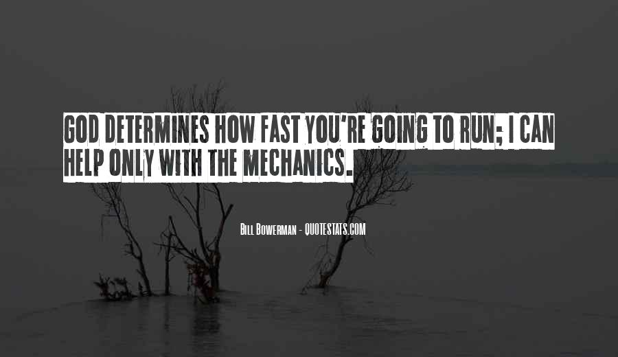 Quotes About Being Fast Running #13151