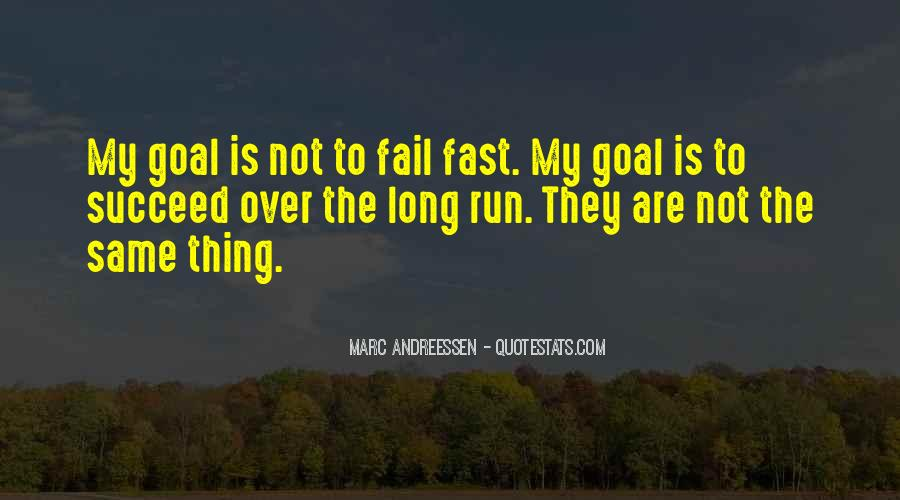 Quotes About Being Fast Running #134904