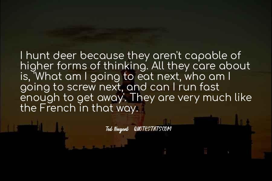 Quotes About Being Fast Running #371211