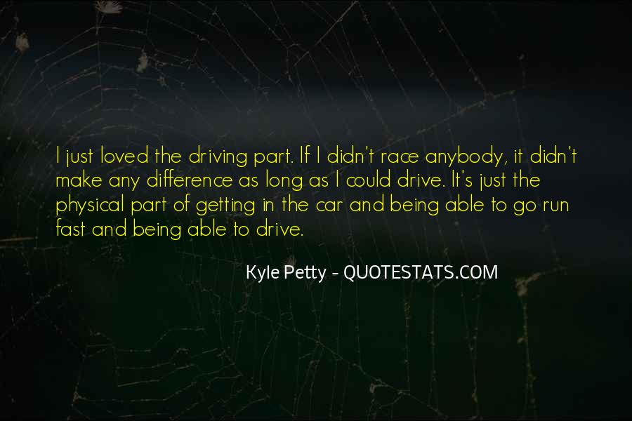 Quotes About Being Fast Running #428266
