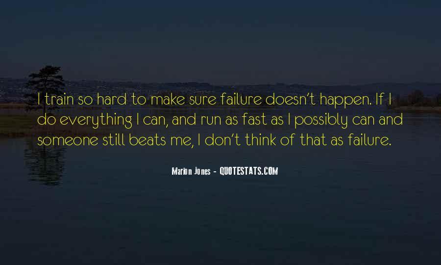 Quotes About Being Fast Running #462060