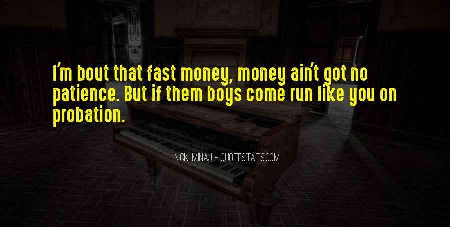 Quotes About Being Fast Running #511350