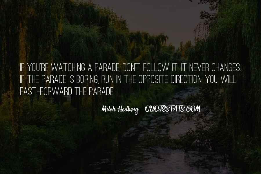 Quotes About Being Fast Running #574935