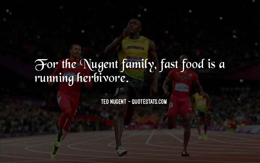 Quotes About Being Fast Running #748055
