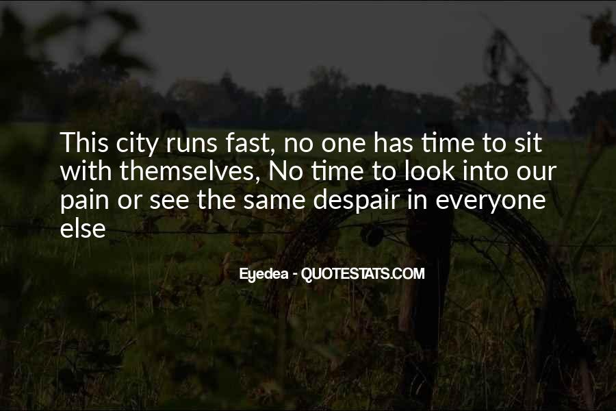 Quotes About Being Fast Running #902517