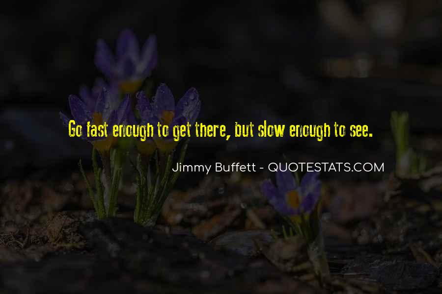 Quotes About Being Fast Running #962302