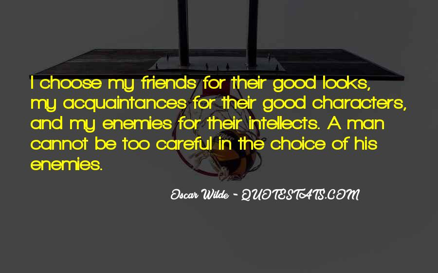 Too Good Friends Quotes #1664568