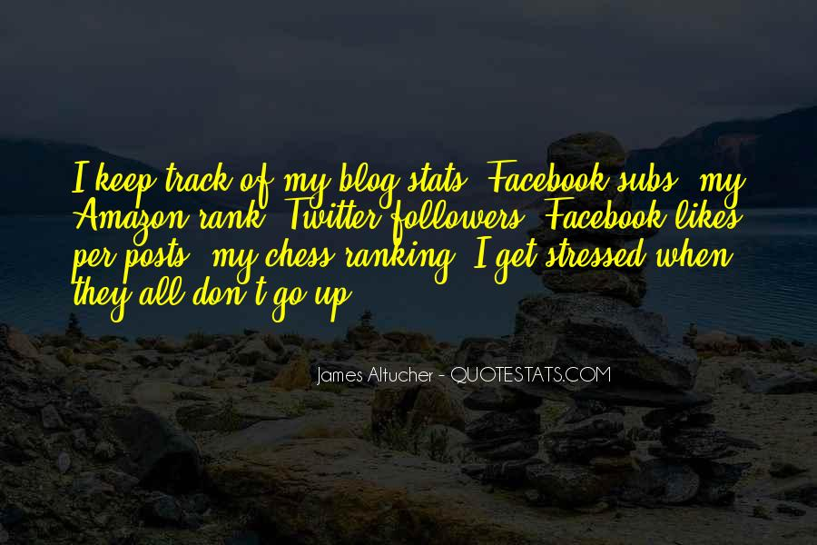Too Many Facebook Posts Quotes #1766962