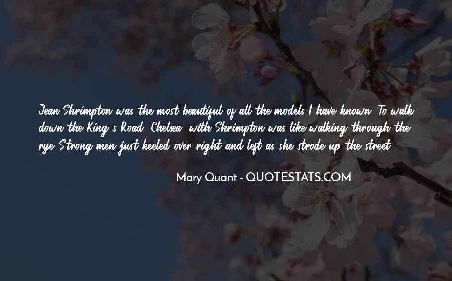 Quotes About Mary Quant #121494