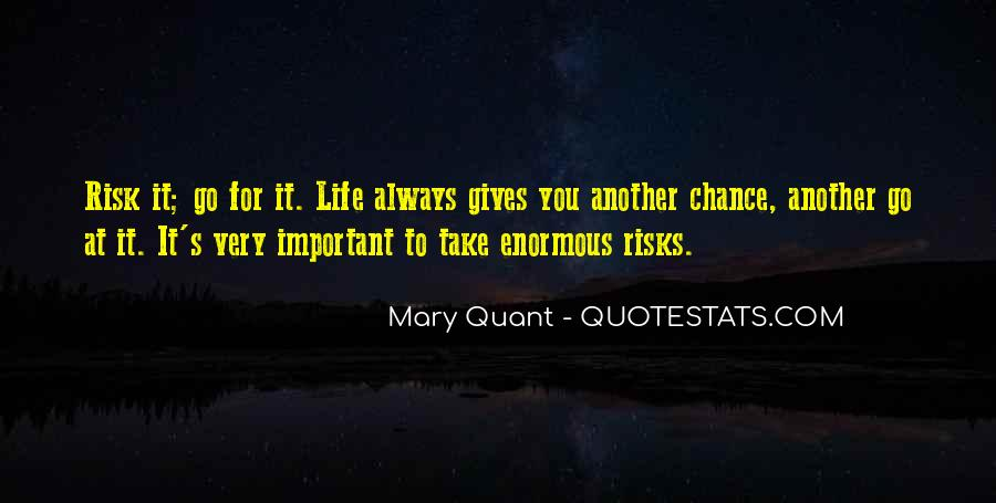 Quotes About Mary Quant #1391983