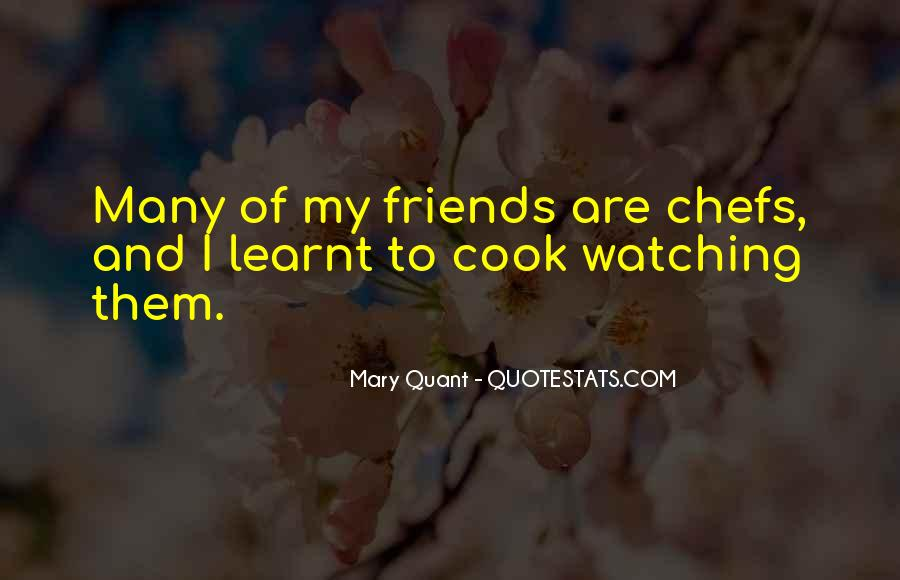 Quotes About Mary Quant #1596879