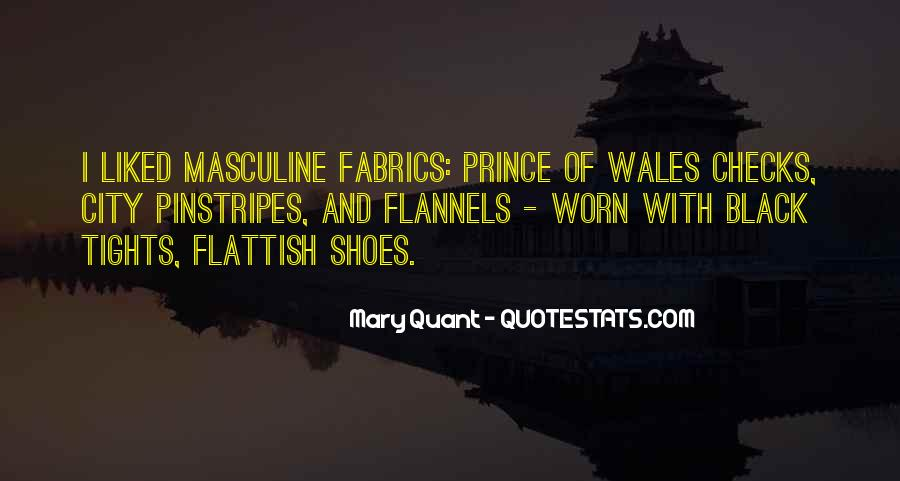 Quotes About Mary Quant #1714797