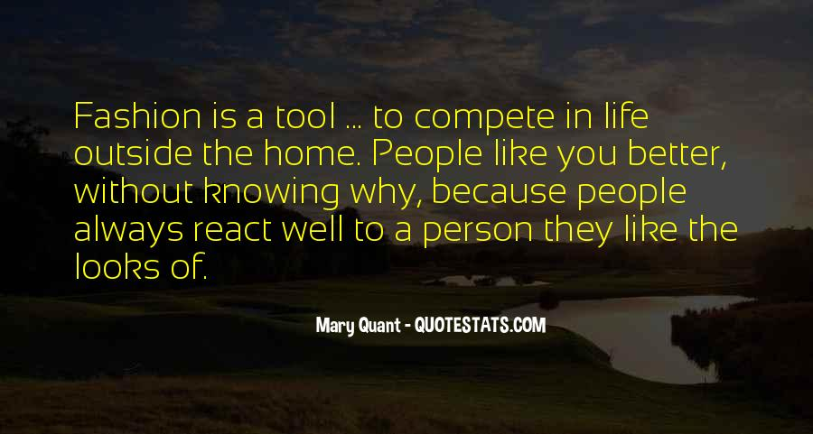 Quotes About Mary Quant #1784597