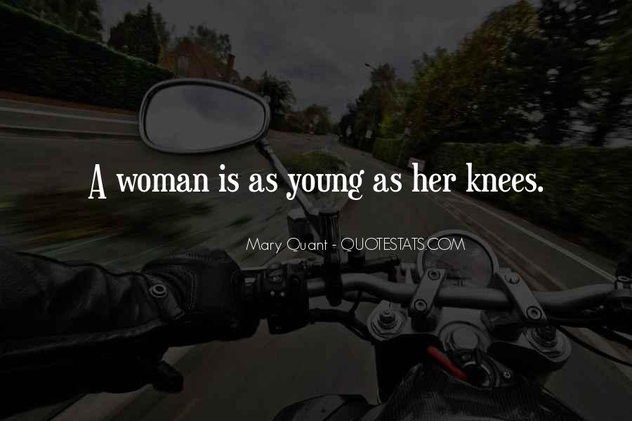 Quotes About Mary Quant #273860