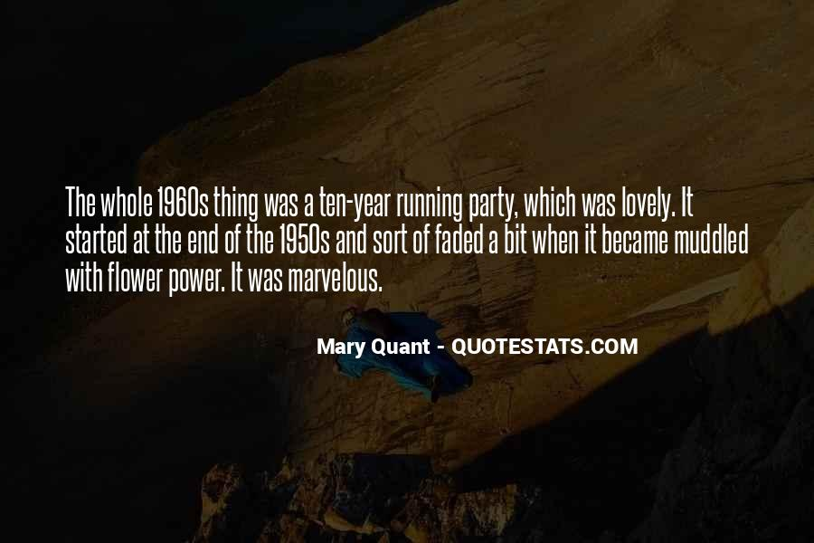 Quotes About Mary Quant #376428