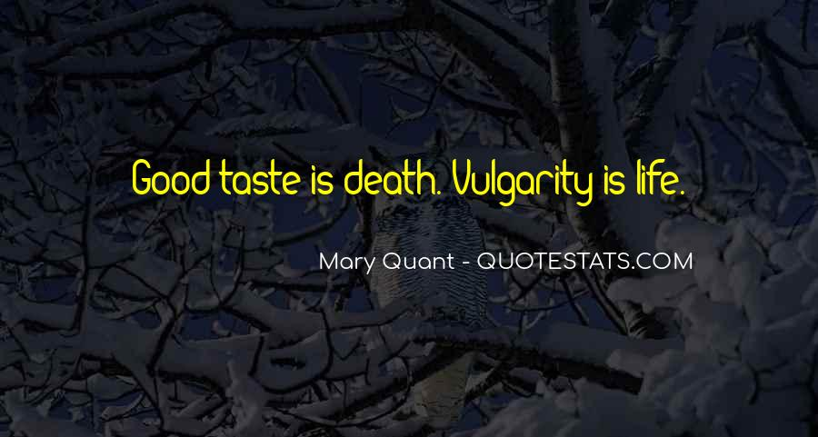 Quotes About Mary Quant #774601