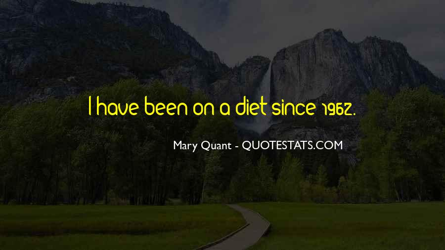 Quotes About Mary Quant #901061