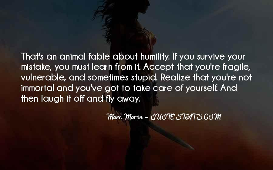 Too Stupid To Realize Quotes #1857877