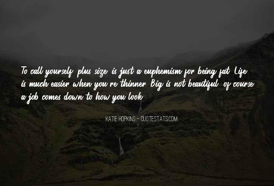 Quotes About Being Plus Size And Beautiful #1652486
