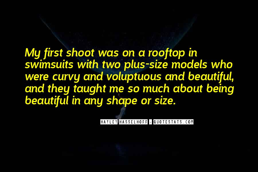Quotes About Being Plus Size And Beautiful #783743