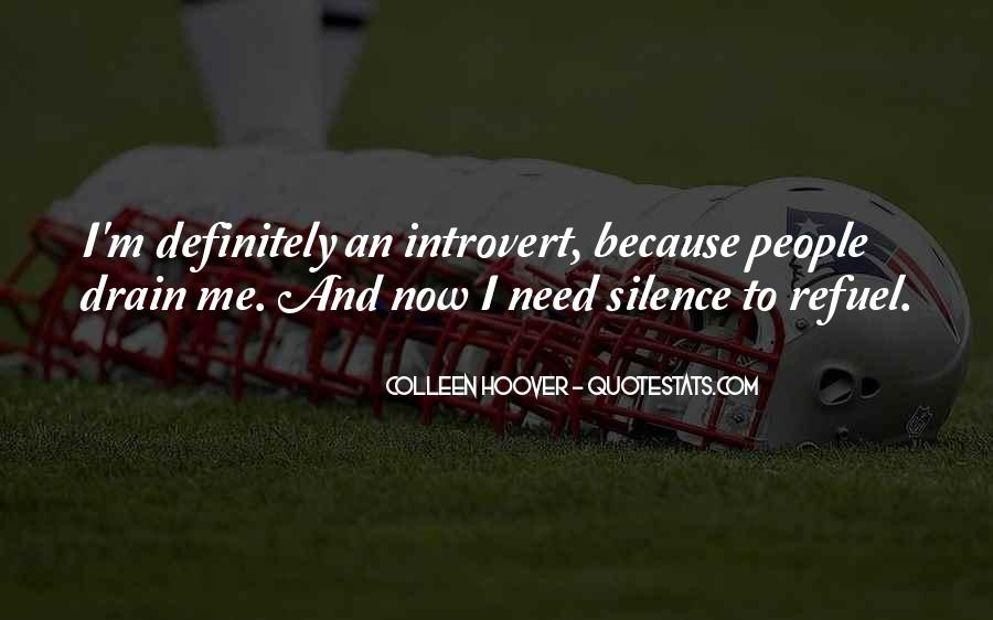Top 100 Introvert Quotes #216938