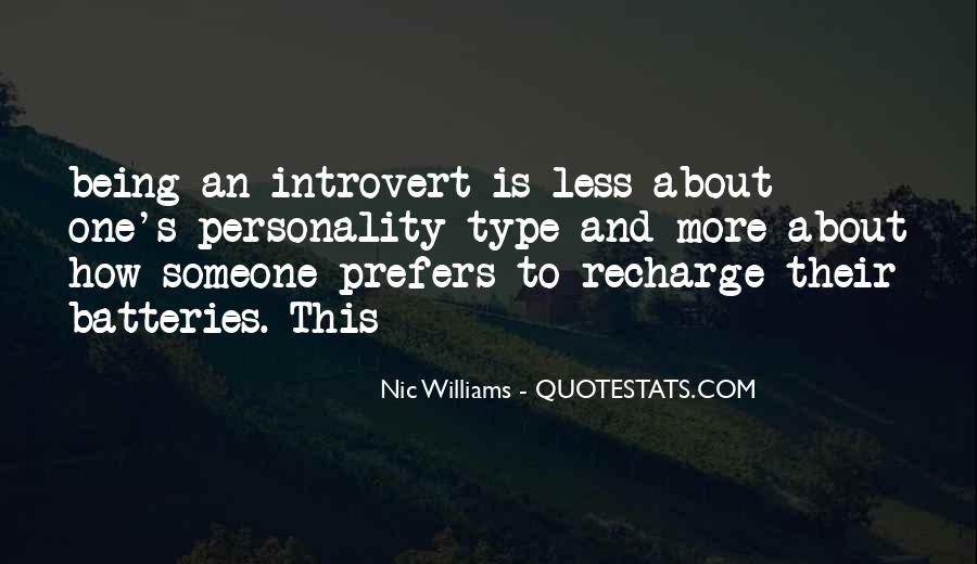 Top 100 Introvert Quotes #268038