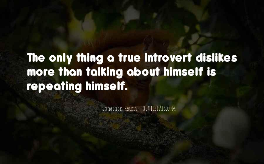 Top 100 Introvert Quotes #298782