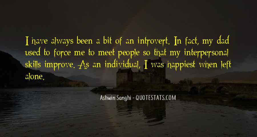 Top 100 Introvert Quotes #318617