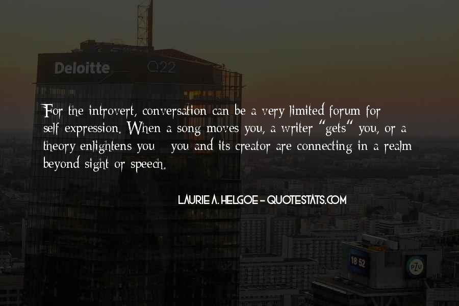 Top 100 Introvert Quotes #52838