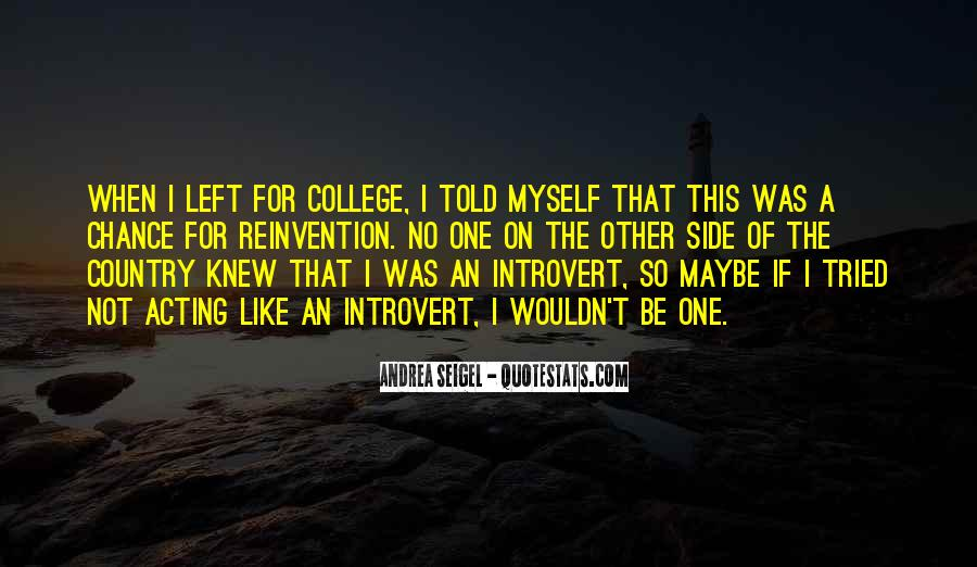 Top 100 Introvert Quotes #545121