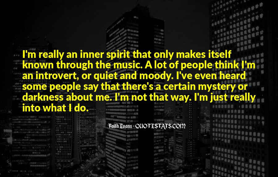 Top 100 Introvert Quotes #753749