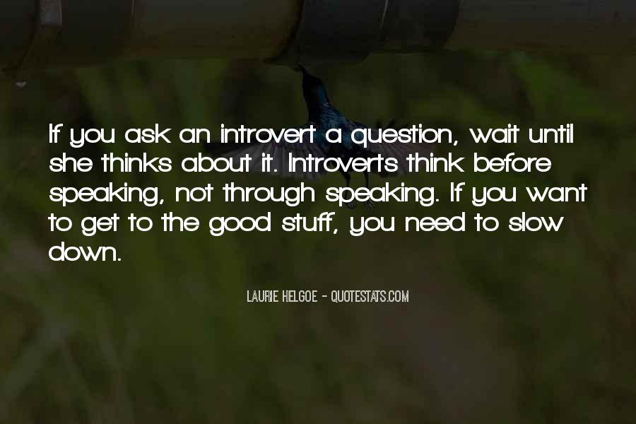 Top 100 Introvert Quotes #91706