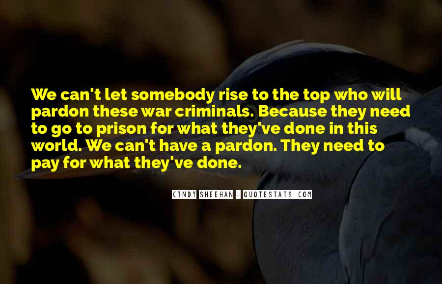 Top Criminals Quotes #880623
