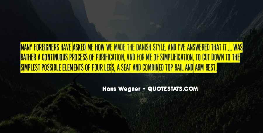 Top Danish Quotes #1486380