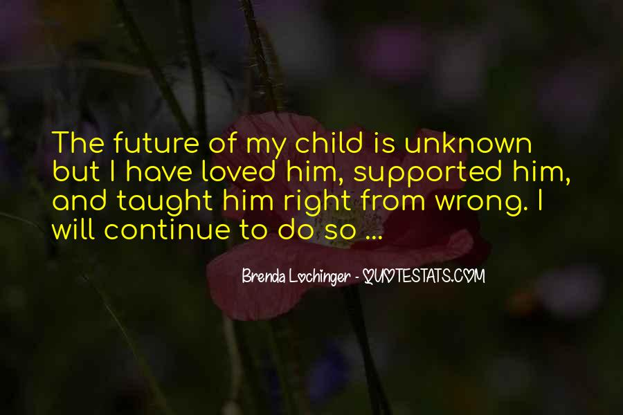 Quotes About Autism Child #1525724