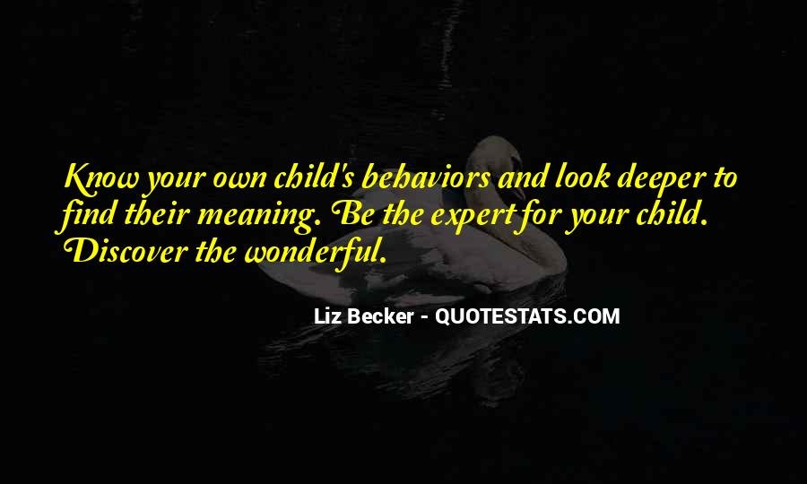 Quotes About Autism Child #290724