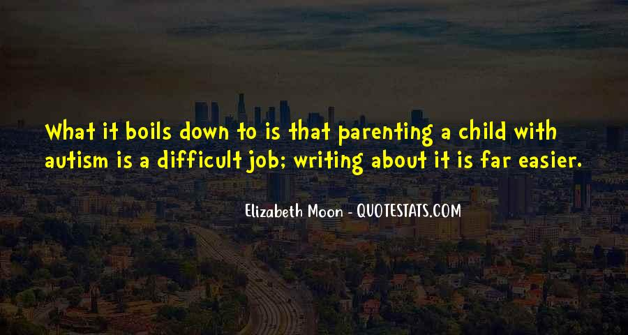 Quotes About Autism Child #388074