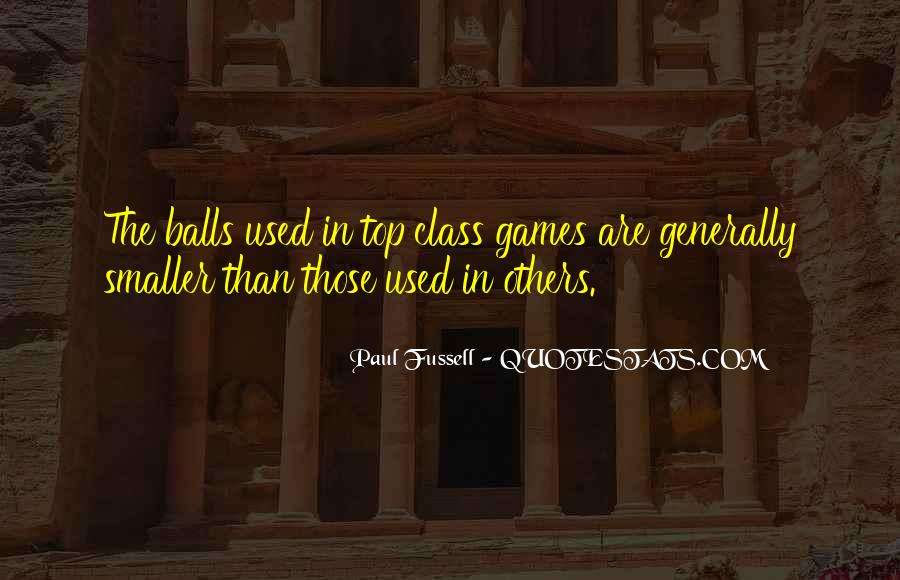 Top In The Class Quotes #1372354