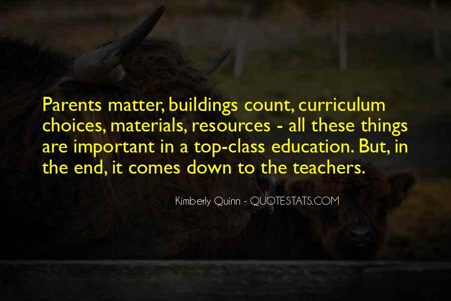 Top In The Class Quotes #810286