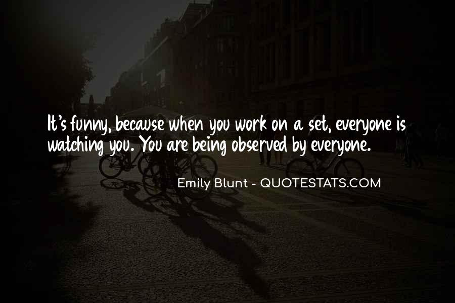 Quotes About Being Blunt #1190820