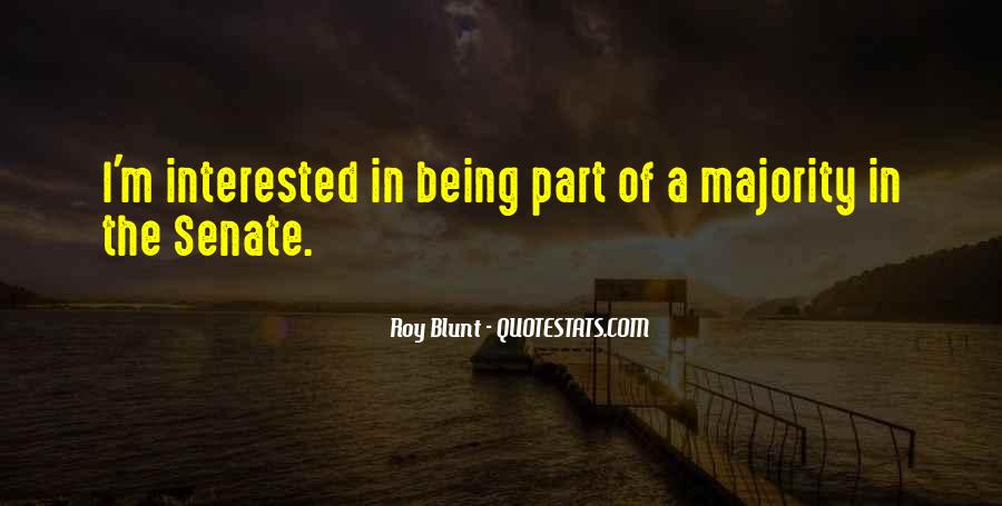 Quotes About Being Blunt #759755