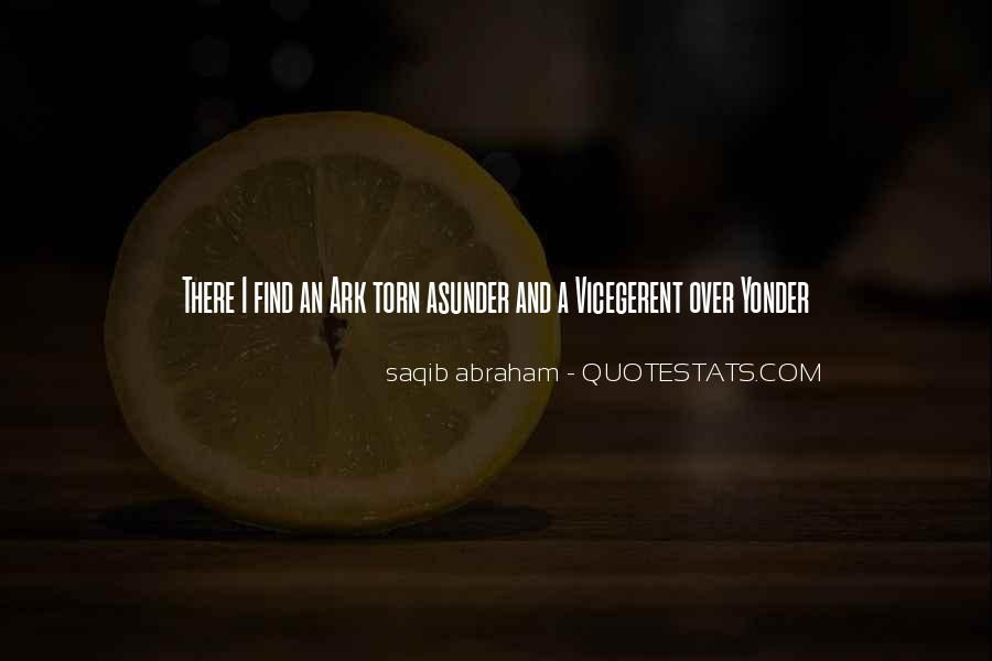 Torn Asunder Quotes #898928