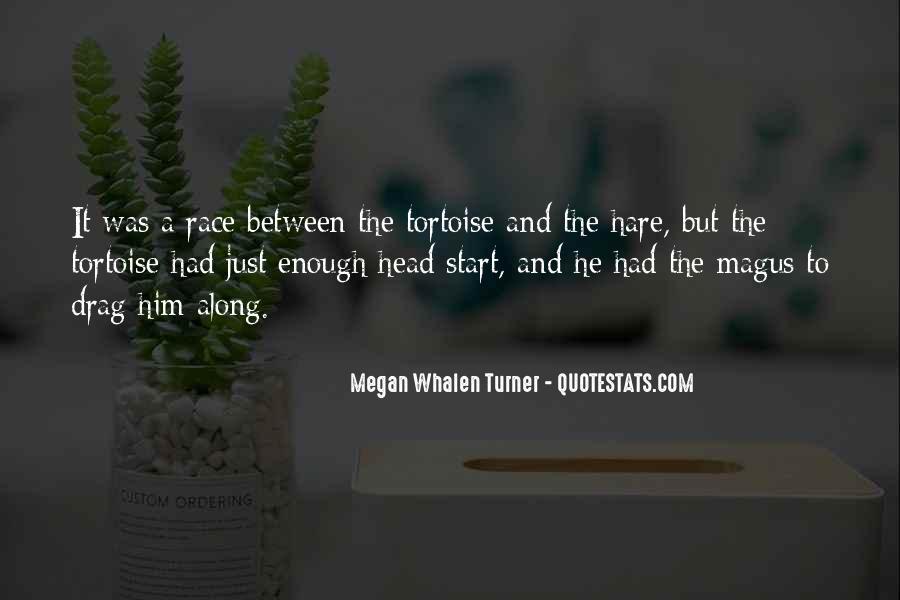 Tortoise Hare Quotes #1320906