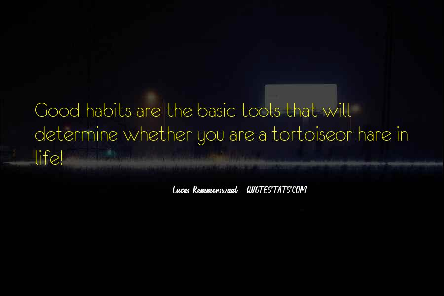 Tortoise Hare Quotes #1467839