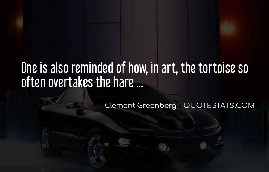 Tortoise Hare Quotes #1695488