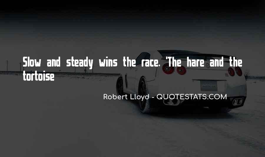 Tortoise Hare Quotes #553082