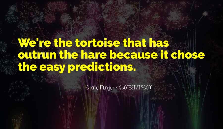 Tortoise Hare Quotes #684211