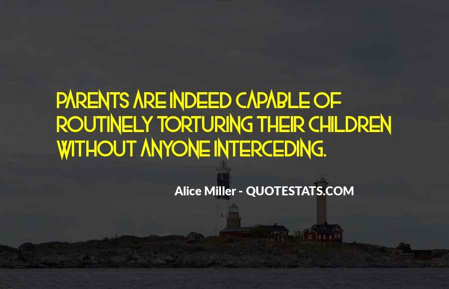 Torturing Parents Quotes #1291284