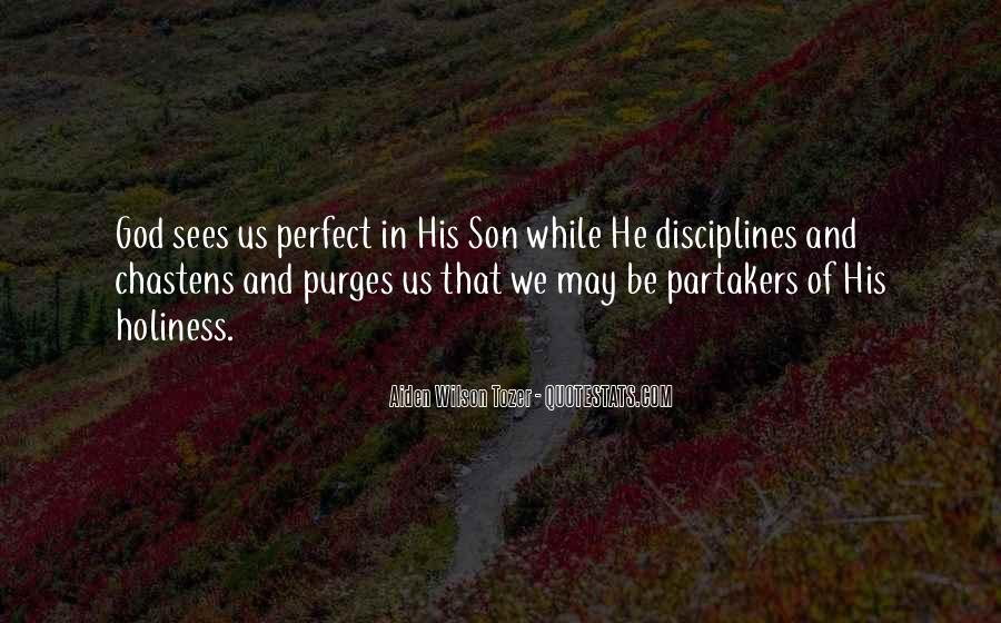 Tozer Holiness Quotes #227668